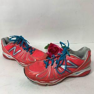 New Balance Womens Sz 8.5 Pink Tennis Shoes